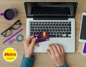 Tarjeta ÚNICA Visa de Crediscotia