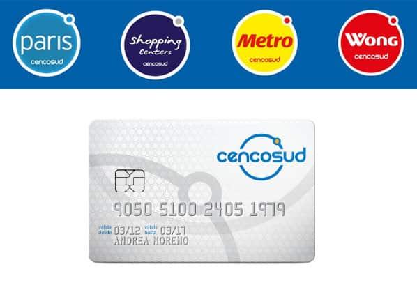 asi es la tarjeta del banco cencousd para metro paris y wong