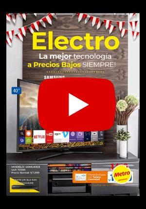 Catalogo Electrodomésticos Metro