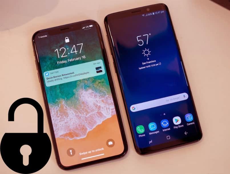 celulares desbloqueados