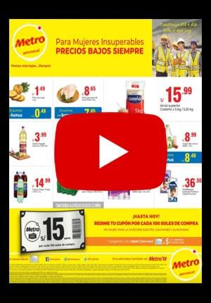 Revista Precios Bajos Metro
