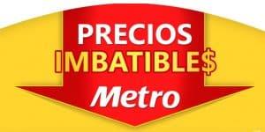 los mejores precios de metro peru