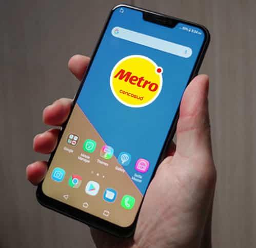 metro tiene los mejores celulares desbloqueados de lima