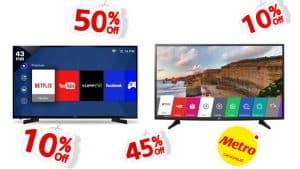 ofertas de televisores baratos en lima y peru