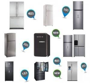 venta de refrigeradoras en lima