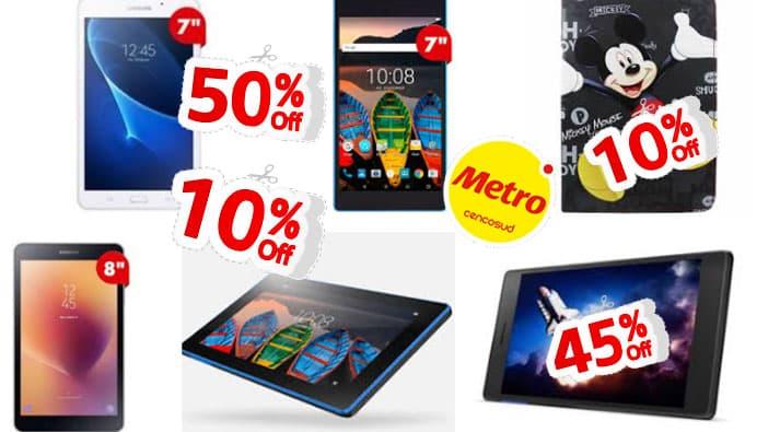venta de tablets baratas lima