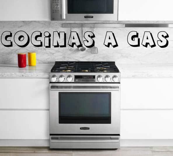 la mejor cocina a gas
