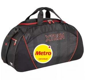 maletines deportivos en tiendas metro