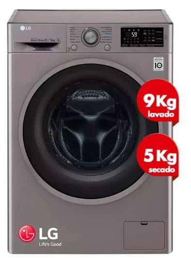 lavaseca barata con funciones de sacado