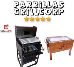 parrillas grillcorp