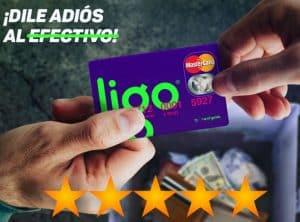 recarga saldo facil en tu tarjeta ligo sin efectivo