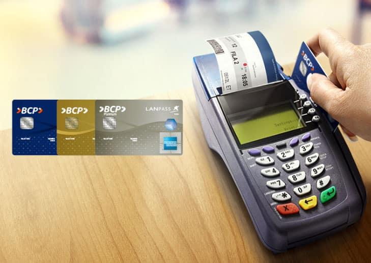 tarjeta Visa Latam Pass BCP