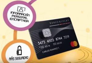 tarjeta ripley mastercard con chip