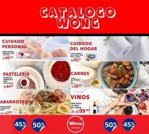catalogo wong