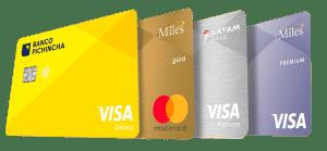 Tarjetas de crédito Banco Pichincha