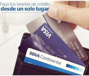 paga deudas con tu tarjeta banco bbva