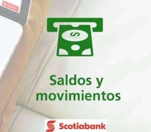 saldos y movimientos tarjeta scotiabank estado de cuenta